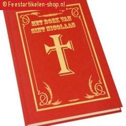 Het boek van sint nicolaas