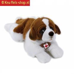 Honden knuffel sint bernard 40 cm