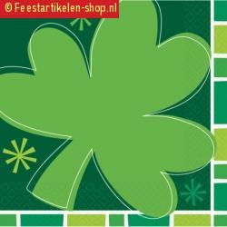 Ierland servetten sint patricks day