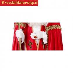 Sint nicolaas handschoenen van katoen
