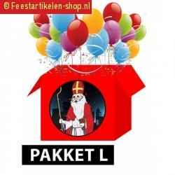 Sinterklaas decoratie pakket large