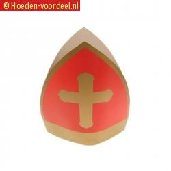 Sinterklaas hoed voor kinderen