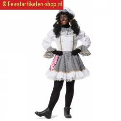 Sinterklaas kokkin piet kostuum