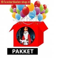 Sinterklaas thema pakket
