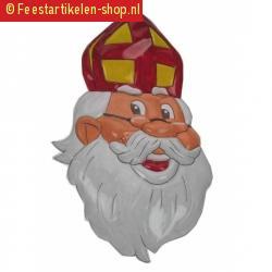 Sinterklaas versiering voor aan de muur